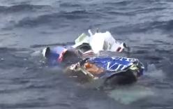 Tin tức mới vụ máy bay CASA 212 mất tích: Phát hiện vết dầu loang