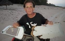 Hình ảnh những vật dụng nghi của nạn nhân MH370