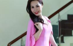 Nữ hoàng doanh nhân Kim Chi đẳng cấp với gu thời trang thanh lịch