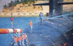 Rò rỉ ảnh tàu ngầm tấn công hạt nhân bí mật của Trung Quốc