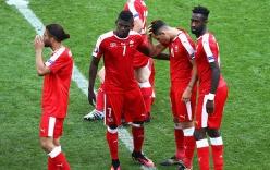 Thua trên chấm 11 mét, Thụy Sĩ nhìn Ba Lan vào tứ kết Euro 2016