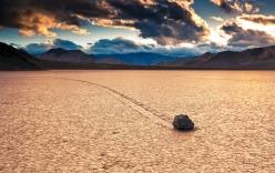 Bí ẩn Thung lũng Chết ở Mỹ