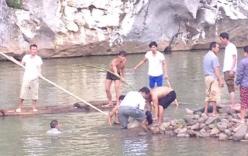 Tắm sông Kỳ Cùng, 3 nữ sinh chết đuối, 1 em đang mất tích