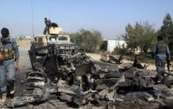 Mỹ không kích Taliban tại Afghanistan