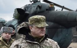 Tổng thống Ukraine dọa không kích để