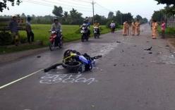 Xe máy tông trực diện xe tải, 3 thanh niên tử vong