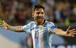 Messi: 11 năm thăng trầm cùng ĐT Argentina