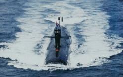 Tàu ngầm hạt nhân Trung Quốc bất ngờ xuất hiện ở eo biển Malacca