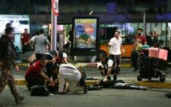Chùm ảnh: Hiện trường vụ đánh bom, xả súng kinh hoàng ở sân bay Thổ Nhĩ Kỳ