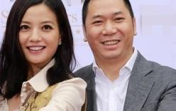 Triệu Vy khoe ảnh hạnh phúc bên chồng con, phủ nhận tin đồn ly hôn