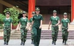 Hạn tuổi cao nhất phục vụ trong quân đội của quân nhân chuyên nghiệp