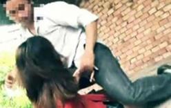 Video: Bị sàm sỡ, cô gái đấm đá quyết liệt khiến