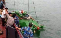 Tàu ngầm Hoàng Sa chạy thử thành công trên biển