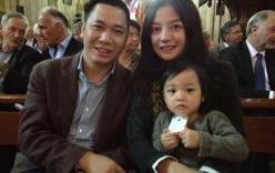 Vợ chồng Triệu Vy cùng nhau đi nghỉ mát, xóa tin đồn ly hôn