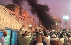Đánh bom liên tiếp tại Saudi Arabia