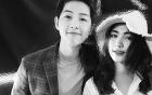Facebook sao Việt: Hòa Minzy khiến fan bất ngờ với bức hình tình cảm bên Song Joong Ki