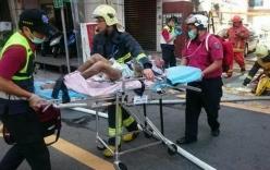 Đài Loan: Viện dưỡng lão cháy rụi, hàng chục người thương vong