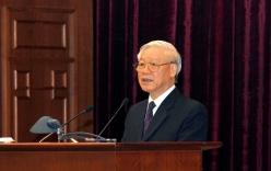 Phát biểu của Tổng Bí thư bế mạc Hội nghị lần thứ ba Ban Chấp hành Trung ương Đảng