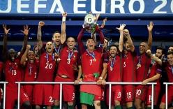 Thiếu vắng Ronaldo, Bồ Đào Nha vẫn đăng quang vô địch Euro 2016