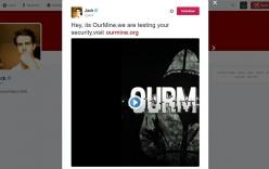 Ông chủ Twitter bị hack tài khoản Twitter