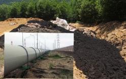 Rác thải Formosa chôn tại trang trại GĐ công ty môi trường là chất gì?