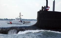 Tàu ngầm hạt nhân lớp Virginia:
