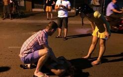 Thanh niên cầm dao chém nhiều người trên đường phố Nha Trang