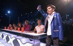 Màn ảo thuật của bé trai 10 tuổi khiến ban giám khảo thán phục