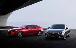 Chính thức trình làng Mazda3 2017 bản nâng cấp mới