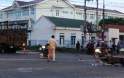 Tai nạn giao thông, cô giáo mầm non tử vong