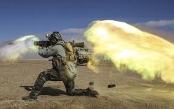 Súng chống tăng Carl Gustav bắn xuyên táo xe chiến đấu bộ binh BMP-1
