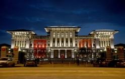 Chiêm ngưỡng cung điện hơn 600 triệu USD của tổng thống Thổ Nhĩ Kỳ