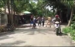 CSGT Tiền Giang bị nhóm thanh niên say xỉn đánh hội đồng