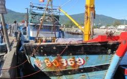 Ngư dân vớt được một thi thể tại vùng biển Hoàng Sa