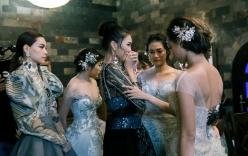 Lan Khuê uất ức khóc nghẹn bỏ về vì Phạm Hương