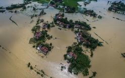 Trung Quốc điêu đứng vì mưa lũ