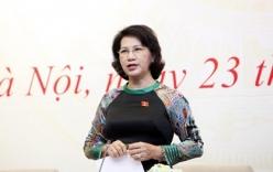 Chủ tịch Nguyễn Thị Kim Ngân: