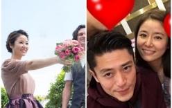 Lộ hình ảnh thiệp cưới của Lâm Tâm Như - Hoắc Kiến Hoa