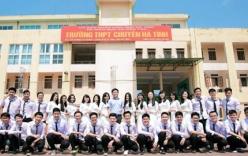 Một lớp học ở Hà Tĩnh có 11 học sinh được tuyển thẳng đại học