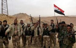 Hơn 1.000 chiến binh Iraq sang Palmyra chống IS
