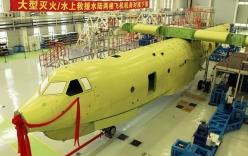 Thủy phi cơ lớn nhất thế giới của Trung Quốc