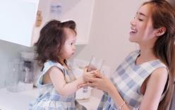 Elly Trần - bà mẹ đơn thân vừa giỏi kiếm tiền, vừa chăm con cực khéo