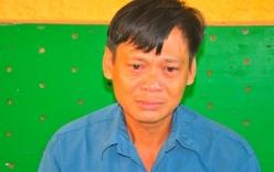Kẻ sát hại vợ khóc nức nở tại cơ quan điều tra