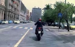 Xe tay ga mới của Honda được hé lộ