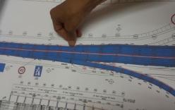 Lái xe 7 chỗ lao từ đường trên cao tử vong: nguyên nhân liên quan đến thiết kế cầu ?