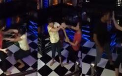 Đưa cả họ hàng đi đánh ghen trong quán karaoke ở Hà Nội