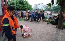 Hà Nội: Phát hiện thi thể một phụ nữ nổi trên sông Tô Lịch