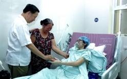 Nữ thiếu úy công an từ chối chữa ung thư để cứu con đã qua đời
