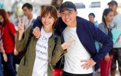 Clip Hari Won nhăn nhó ăn mắm nêm thu hút hàng triệu lượt xem