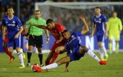 Chơi ít người, Chelsea vẫn đánh bại Liverpool